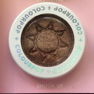 Brand New Shook Up 😜 Colourpop Shock Shadow